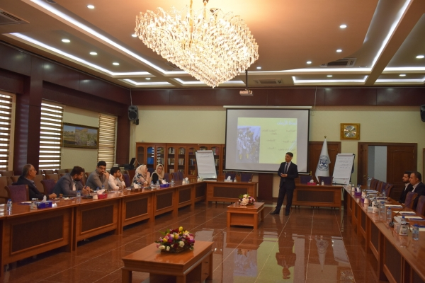 Workshop in (Managing Organizations under Crisis)