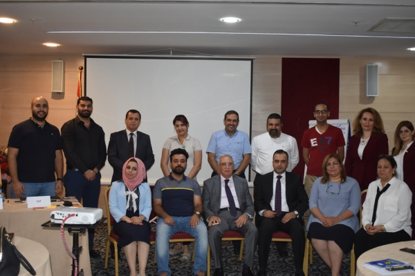 Training Course in (Management Control Environment) – Erbil